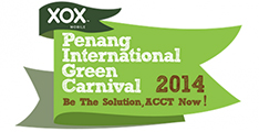 Penang International Green Carnival 2014