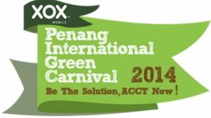 Penang International Green Carnival 2014